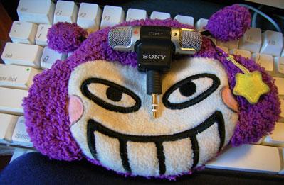 sony mic